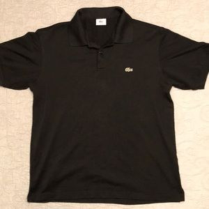 Original Izod Black Polo Made in France